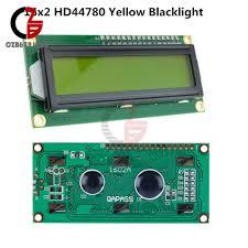 <b>5PCS1602</b> New <b>1602</b> 16x2 HD44780 <b>Character LCD Display</b> ...