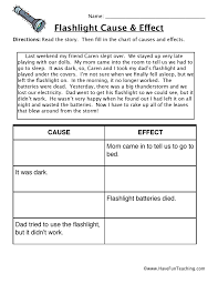 cause and effect examples for th grade mineral exploration  research paper outline format