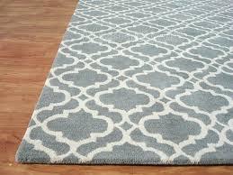 moroccan trellis rug 8x10 fresh brand new scroll porcelain blue handmade of