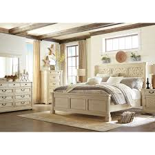 Signature Design By Ashley Bolanburg Queen Bedroom Group Wayside