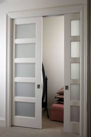 This 7 Commercial Pocket Door Designs Will Give A Different Touch ...  Frosted Glass DoorFrosted Glass Interior ...