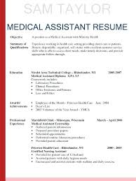 Medical Assistant Resume Example Extraordinary Clinical Medical Assistant Resume Example Letsdeliverco