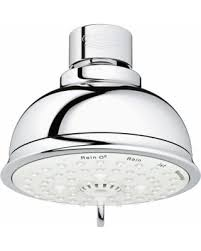 Rustic shower head Unique Grohe 26 045 Tempesta Rustic 175 Gpm Multi Function Shower Head Starlight Chrome Better Homes And Gardens Check Out These Major Deals On Grohe 26 045 Tempesta Rustic 175