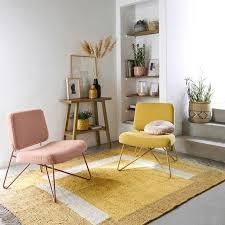 Gewatteerde <b>vintage fauteuil</b>, koper <b>La Redoute</b> Interieurs | <b>La</b> ...