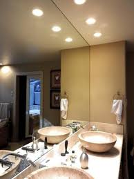 recessed lighting for bathrooms. Bathroom Lighting | HGTV Recessed For Bathrooms G