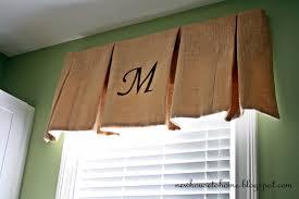Decorations Burlap Window Treatments  Burlap And Lace Curtains Burlap Window Blinds