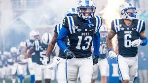 Tony Davis 2019 Football Duke University
