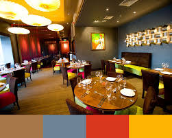 Ananda-DiningRoom-color-scheme Top 30 Restaurant Interior Design Color  Schemes Ananda DiningRoom ...