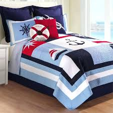 anchor bedding and comforter sets beachfront decor inside set ideas nautical twin for s an nautical twin bedding