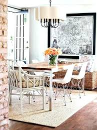 dining table rug easy to clean amydupire