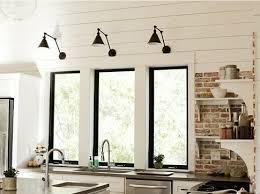 kitchen window lighting. F29cd2706baf6670a08bc409b8d1380e-1 Kitchen Window Lighting 7