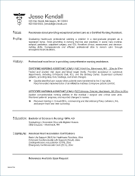 New Grad Nurse Resume | Resume-Layout.com