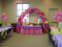 Resultado de imagem para Balloons Decoration Ideas For Birthday Party