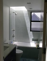 view in gallery compact square shaped bathroom