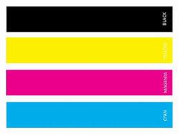 6 multiplication multiplication color pixel art. Cmyk Printer Test Page