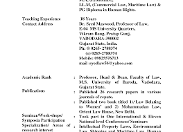 Unusual Mbbs Doctor Cv Sample Images Example Resume Ideas