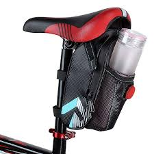 ROSWHEEL Bike <b>Saddle Bag</b>, <b>Mountain Bicycle</b> Seat Pack Bag ...
