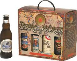 8 pack beers from around the world gift box 135 00 per case