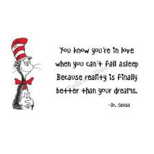 Dr Seuss Dream Love Quote Best Of Dr Seuss Love Quote Sleep