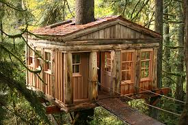 Treehouse Point in Washington