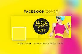 20 Facebook Banner Templates Free Premium Templates