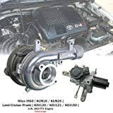 Amazon.com: Power Steering Pump For Toyota Fortuner Hilux Innova SW4 ...