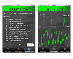 Idrum Tune Review The Black Page