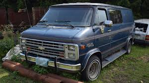 Starting Chevrolet Chevy Van G20 Beauville After 1 Year (OM603 ...