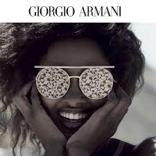 Chart Of Famous Eyewear Giorgio Armani Luxottica