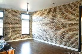 interior brick veneer home beautiful fake stone for interior walls wall brick veneer covering home