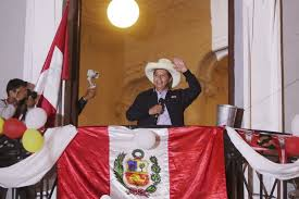 If dialing from the united states: Peru S Leftist Candidate Leads Tight Presidential Vote Wsj