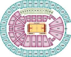 Orlando Magic Seating Chart Magicseatingchart
