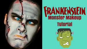 frankenstein monster makeup tutorial you