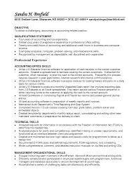 Accounts Receivable Resume Resume Templates