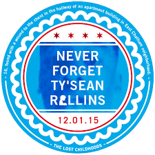 Ty'Sean Rollins   Never Forget Chicago : Never Forget Chicago