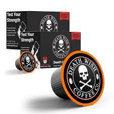 Pods help make the perfect cup by eliminating the need to. Death Wish Death Cups 20 Count Single Serve Coffee Pods World S Strongest Coffee Dark Roast Capsules For Capsule Cup Brewers Usda Certified Organic Fair Trade Arabica And Robusta Beans Amazon Com Grocery