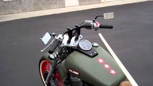 honda vt 750 spirit bobber kits walkaround youtube