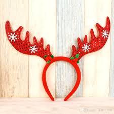 deer antler headband diy antlers costume ear party hair realistic deer antler headband diy