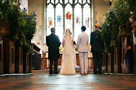 Christian Wedding Traditions And What They Symbolize