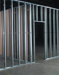 interior metal framing. Create Sturdy Structures With 3-5/8\u201d X 8\u0027 Interior 25- Interior Metal Framing