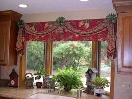 Red Kitchen Curtain Sets Kitchen Designs Curtains For Narrow Windows With Buffalo Check
