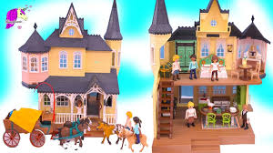 <b>Lucky's</b> House + Horses <b>Sets</b> ! Spirit Riding Free Playmobil Playset ...