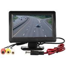 4,3-дюймовый автомобильный <b>монитор для</b> камеры заднего ...