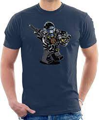 G I Joe Ninjago Cole Men's T-Shirt: Amazon.de: Bekleidung