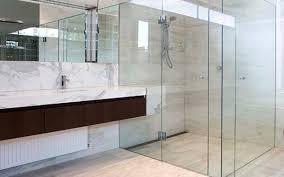 frameless shower screen door