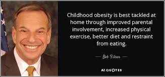 Obesity Quotes Custom TOP 48 CHILDHOOD OBESITY QUOTES AZ Quotes
