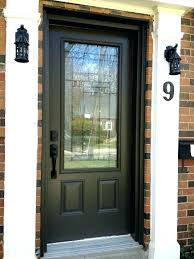 frosted glass front doors. contemporary glass entry doors modern door exterior with panels our smooth steel frosted front