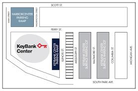 Parking Keybank Center Keybankcenter Com