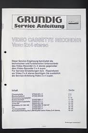 grundig vcr video 2x4 stereo original service manual wiring diagram details about grundig vcr video 2x4 stereo original service manual wiring diagram diagram o96