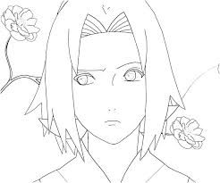Small Picture Naruto coloring pages sakura ColoringStar